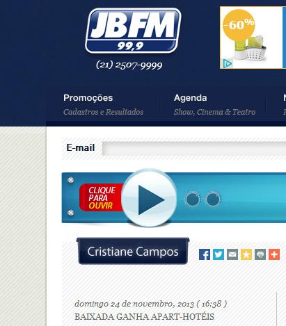 Premier Flat na JBFM