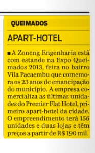 Zoneng na Expo Queimados 2013